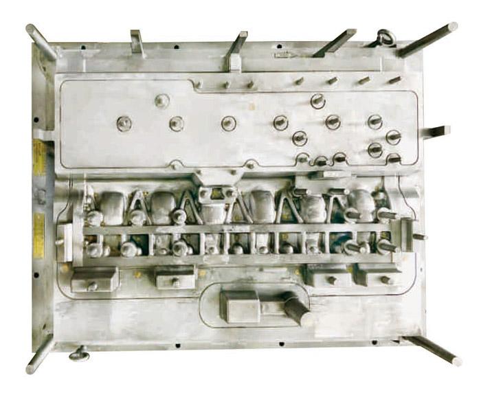 CT00-100 Yuchai HWS line cylinder block external mould