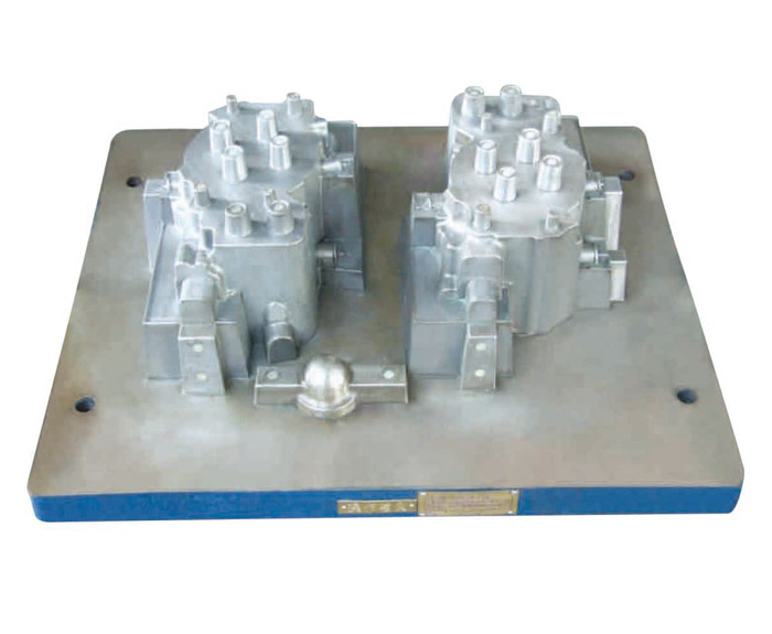 Jinan Diesel 140 cylinder cover mould