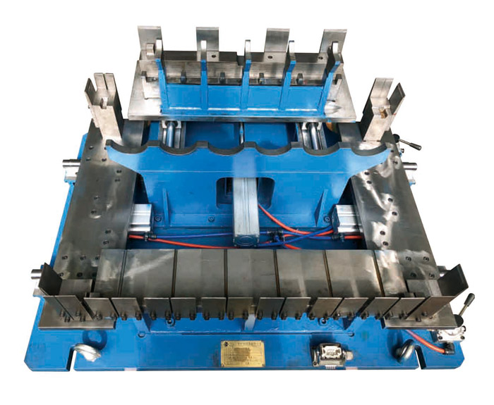 HWS line	core	assembly	mould