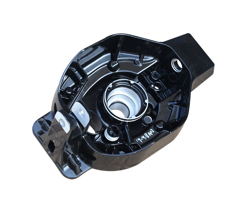Outboard universal housing